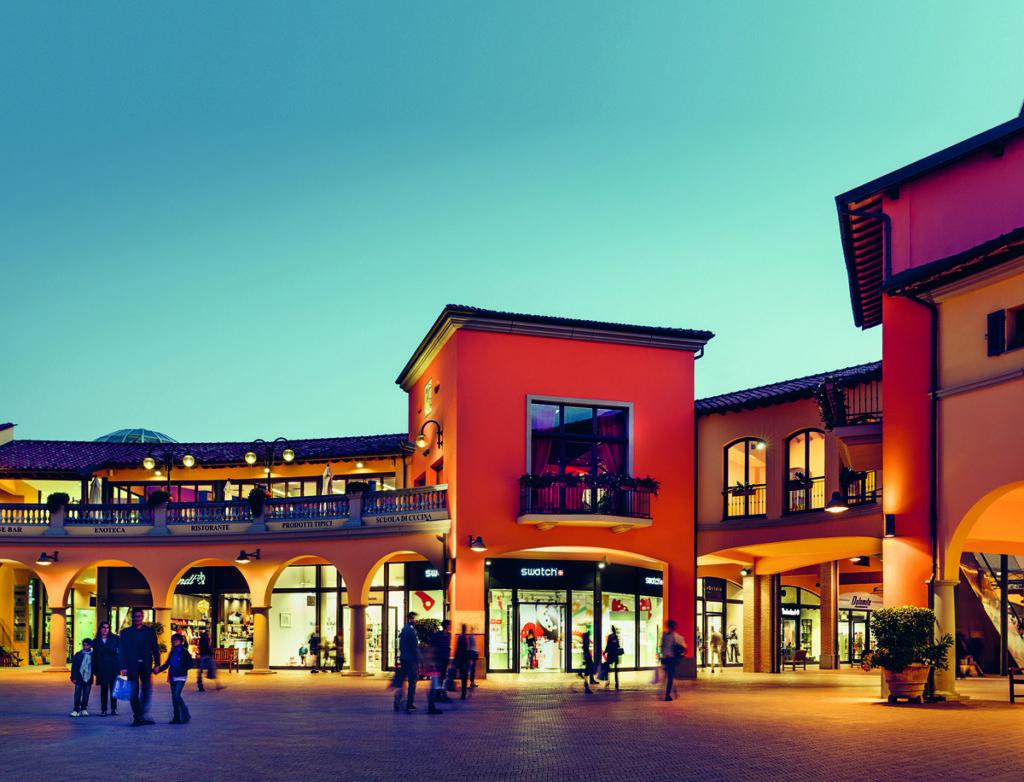 Shopping al Valdichiana Outlet Village